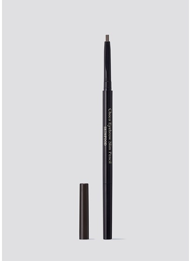 Skinfood Choco Eyebrow Slim Pencil 01 Dark Brown Kahve